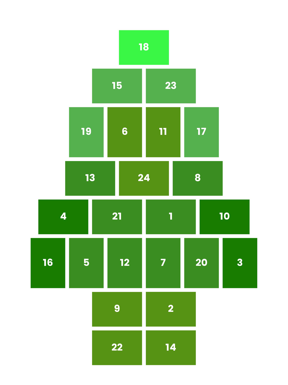 Symbol Weihnachtsbaum.Ein Foto Poster Weihnachtsbaum Als Kreative Alternative Ifolor