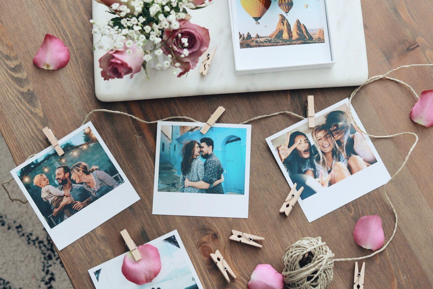 Personliche Liebeserklarung Zum Valentinstag Aus Fotos Basteln Ifolor