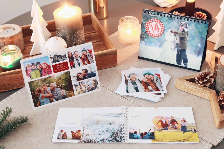 Weihnachtsgeschenke an die Liebsten verschicken | ifolor