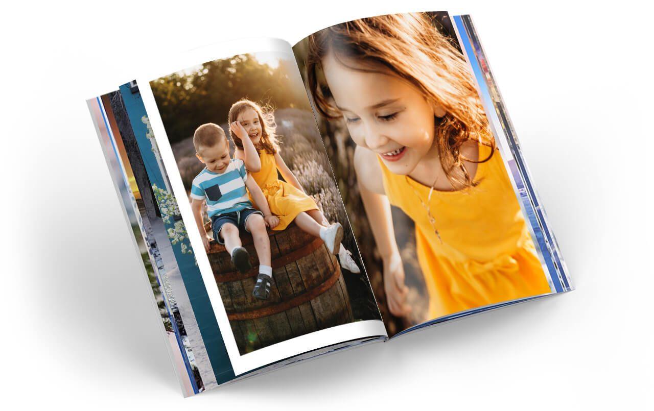pers nliche weihnachtsgeschenke das ifolor fotobuch soft. Black Bedroom Furniture Sets. Home Design Ideas